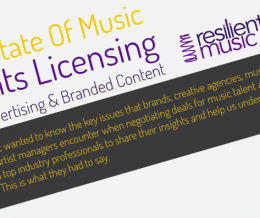 Music Licensing: An Industry Snapshot